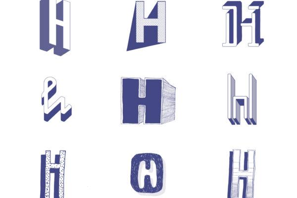 HUGO BURET TYPOGRAPHIE